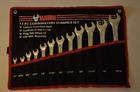 Набор ключей рожковых дюймовых 12 предметов 1/4-15/16 в конверте BAUM BM 30-12А