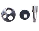 Шпильковерт универсальный эксцентриковый (6-19 мм) под вороток 1/2  AUTOMASTER AMT-63001