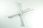 Ключ балонный крест 14  17х19х21х1/2  усиленный (хромированный) AUTOMASTER AMT-31721
