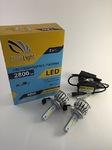 Лампа LED Clearlight H4 2800 lm (2шт) ближн/дальн.