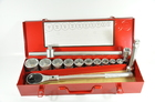 Набор головок 3/4  22-50 мм 6-гранных 14 предметов FORCE F6141-5
