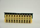 Набор бит 1/4  торкс T7-T40 10 предметов FORCE F21012