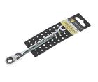 Ключ трещоточный шарнирный 8 мм ЭВРИКА ER-61008H
