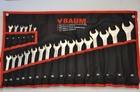 Набор ключей комбинированных 22 предмета 6-32 мм в конверте BAUM BM 30-22M