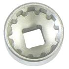 Набор универсальных головок 1/2  Splline 12 предметов на держателе FORCE F4124Q