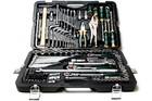 Набор инструмента универсальный 1/4 & 3/8 & 1/2  6-гранный 142 предмета FORCE F41421