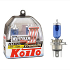Автолампы KOITO Whitebeam Premium H4 12V 60/55W (135/125W) 4500K P0744W