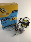 Лампа LED Clearlight H11 2800 lm ( 2 шт)