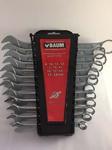 Набор ключей комбинированных 12 пр. 6-22 мм в кассете, эконом BM 33-12MP