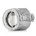 "Би-ксеноновая линза Clearlight 2,5"" серебро, с LED подсветкой"