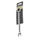 Ключ комбинированый трещоточный 10мм (с держателем) ЭВРИКА ER-21110H