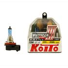 Автолампа Koito Whitebeam H16 12V 19W компл. 2 шт. P0749W