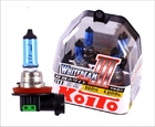 Автолампа Koito Whitebeam H11 12V 55W (100W) к-т P0750W