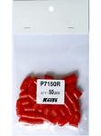 Колпачок на лампу T10 красный P7150R